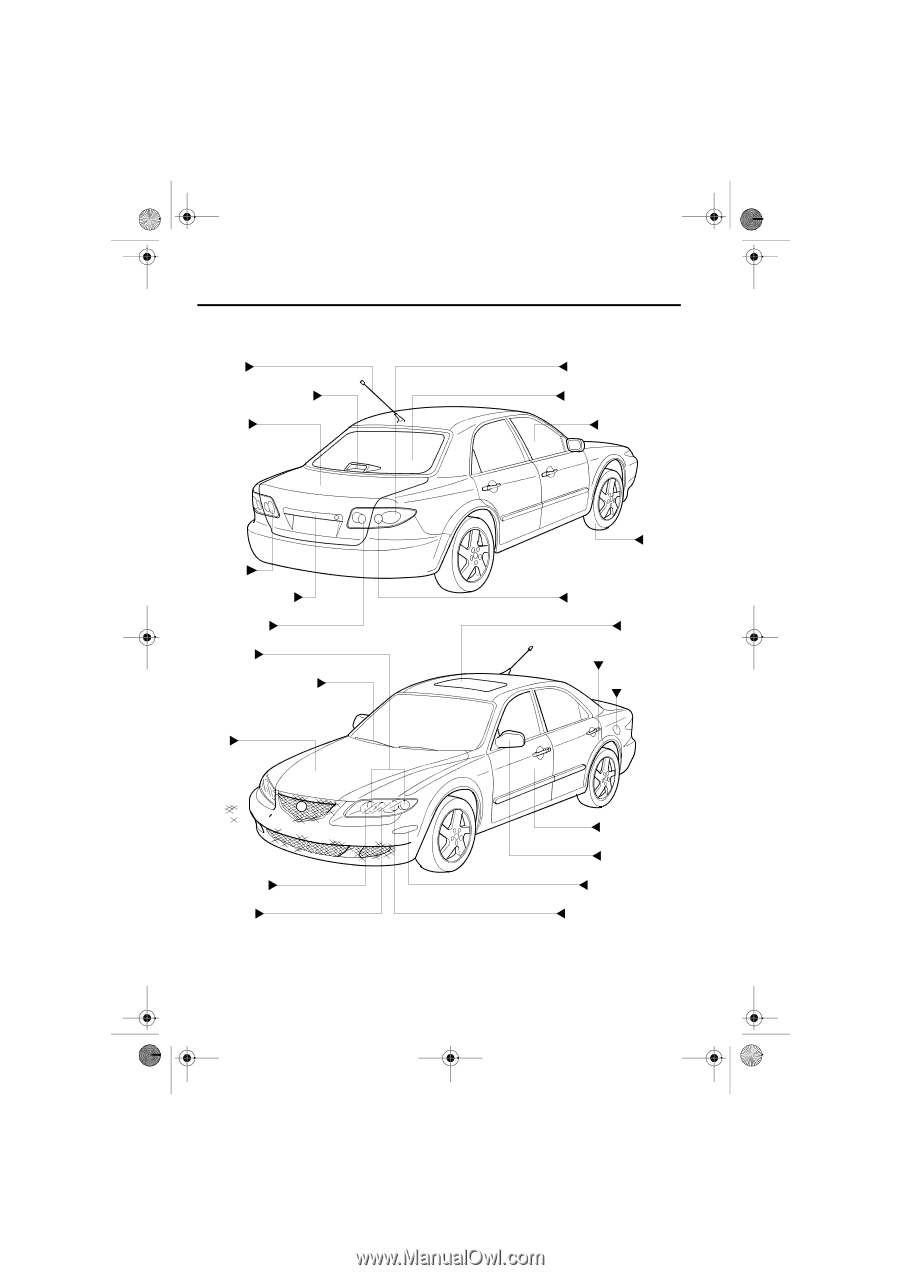 Toyota Sienna 2010-2018 Owners Manual: Canceling the power back door system (vehicles with powerback door)