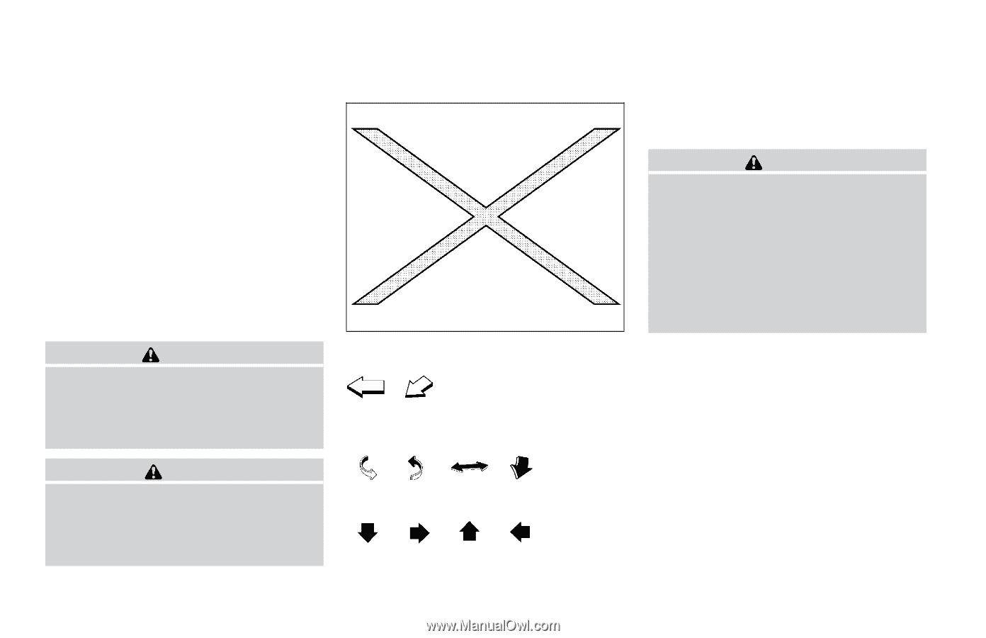 nissan xterra owner manual
