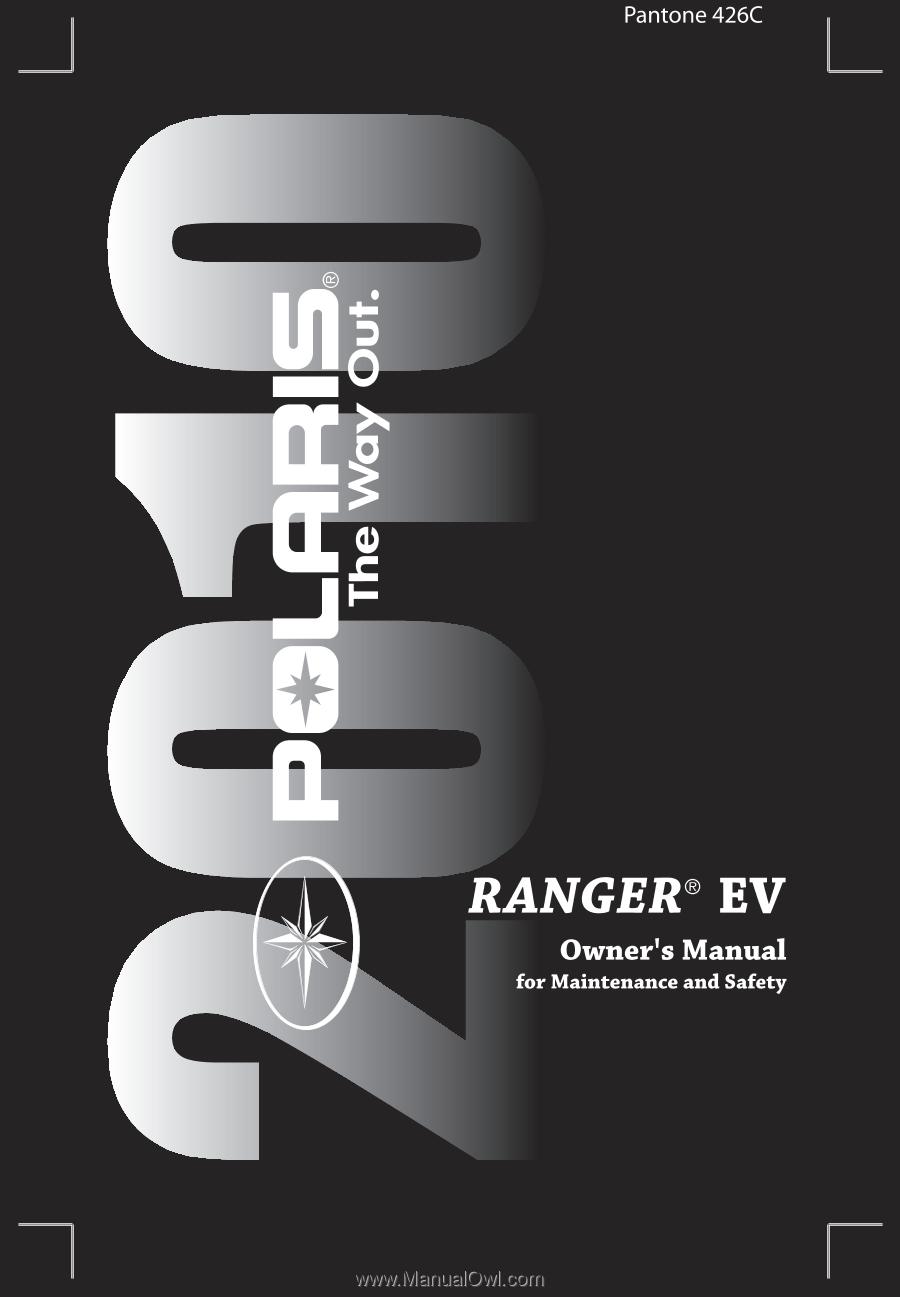 2010 polaris ranger ev owners manual rh manualowl com 2014 polaris ranger ev service manual 2012 polaris ranger ev service manual