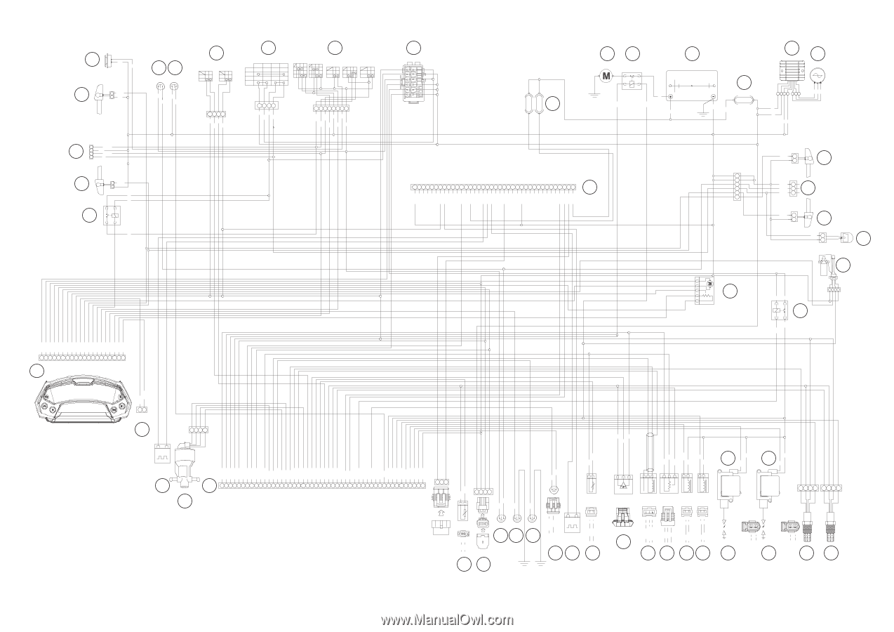 ducati monster 796 wiring diagram 2013 ducati monster 796 owners manual page 181  2013 ducati monster 796 owners manual