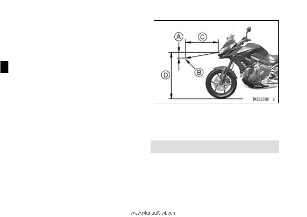 Kawasaki versys 650 owners manual array 2015 kawasaki versys 650 lt owners manual page 145 rh manualowl com fandeluxe Choice Image