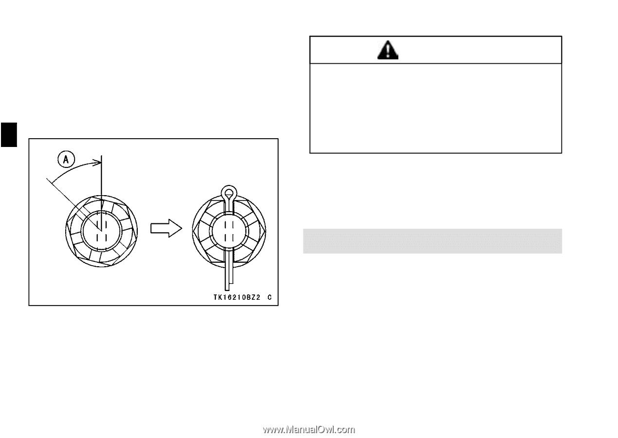 2015 Kawasaki Vulcan S | Owners Manual - Page 121