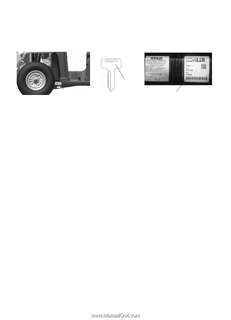 2016 Polaris BRUTUS HDPTO | Owners Manual