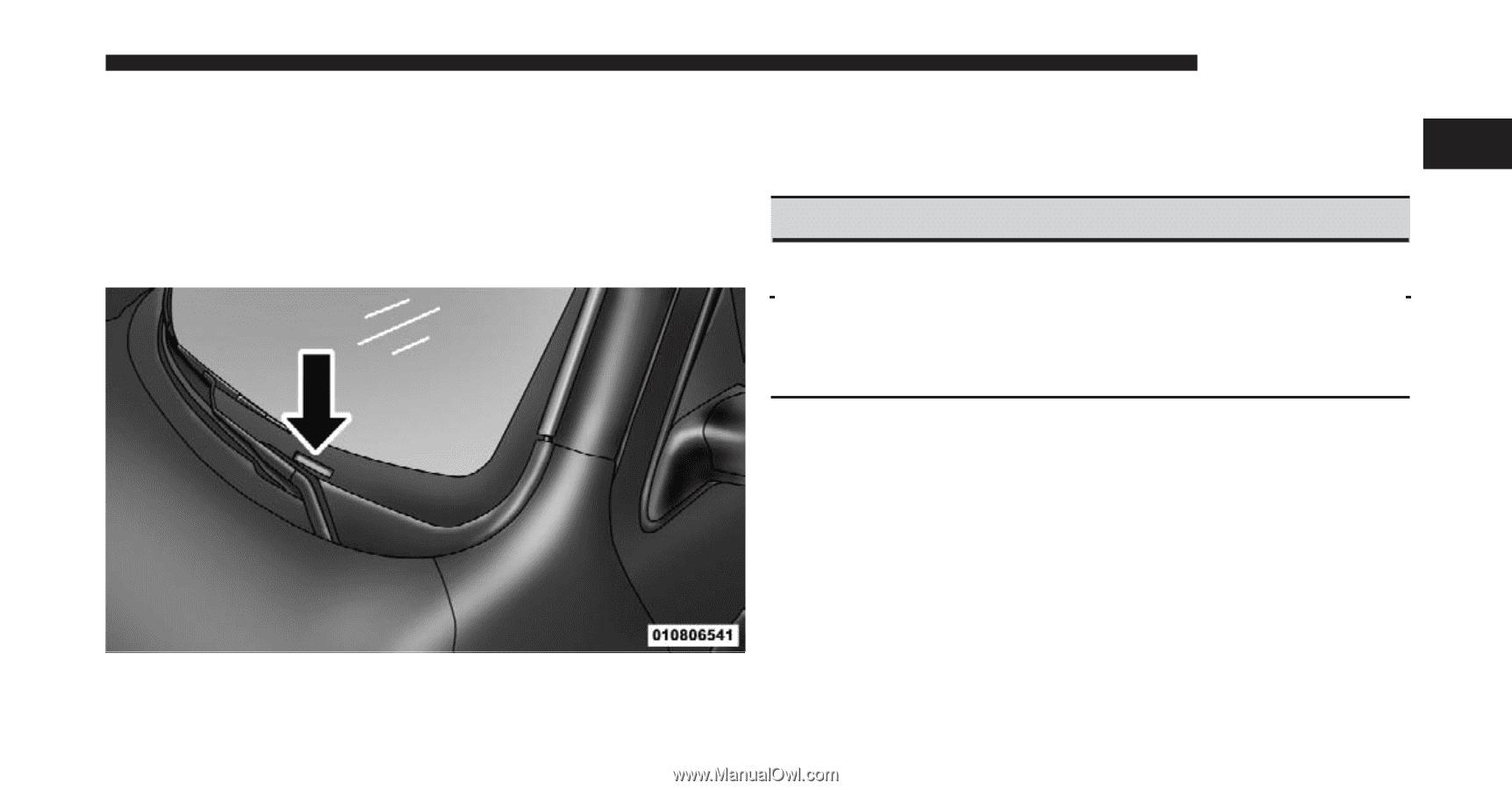 2009 Dodge Ram 1500 Pickup Owner Manual 2009 Ram 1500 Fuse Box Batt Presafe