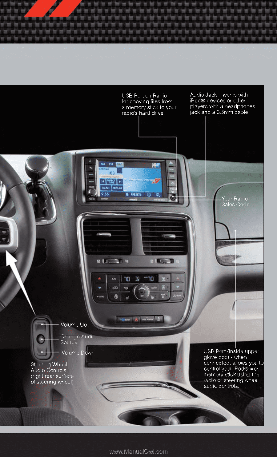 2012 Dodge Grand Caravan | User Guide - Page 33