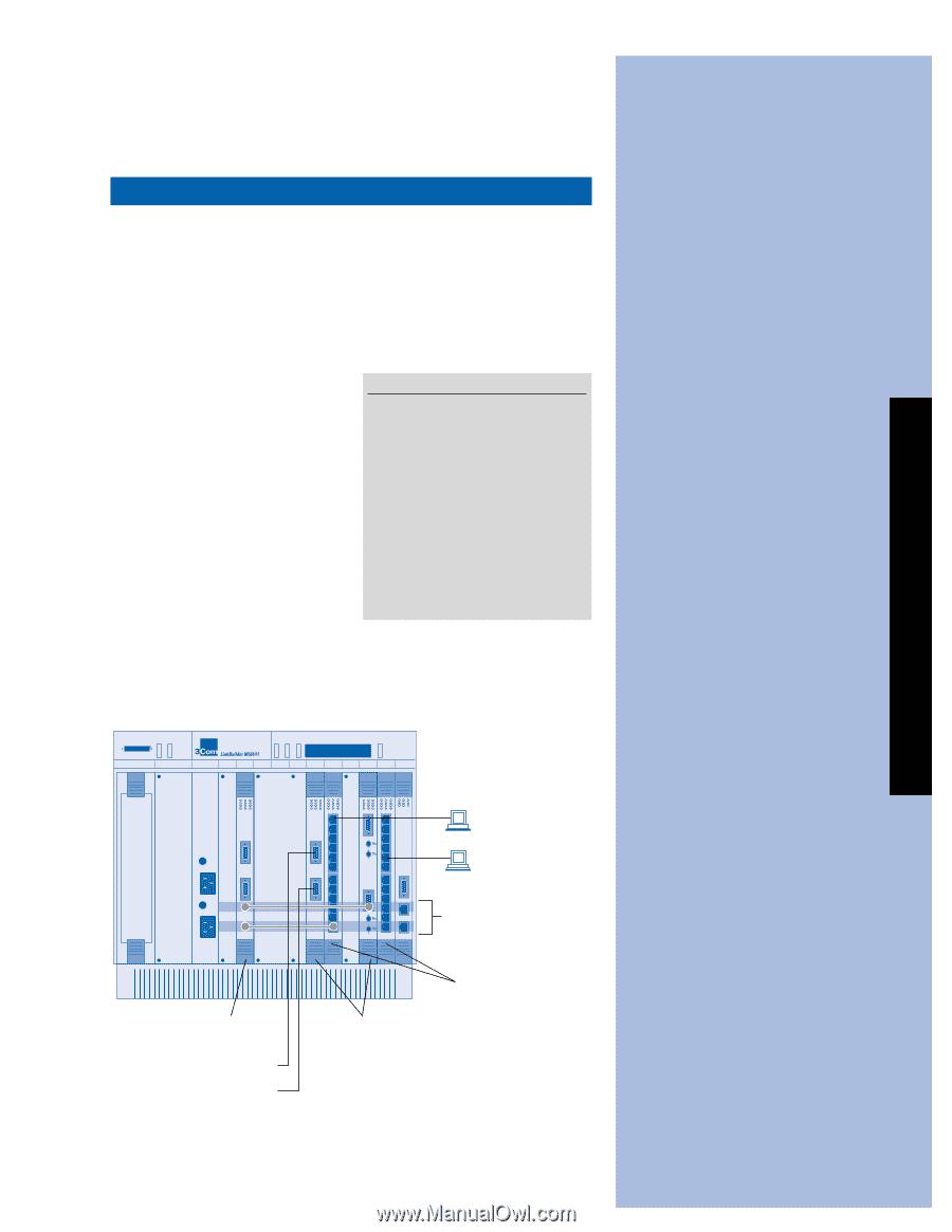 3Com 3C16670 | Configuration Guide