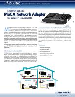 Actiontec Ecb2500C Wiring Diagram from www.manualowl.com