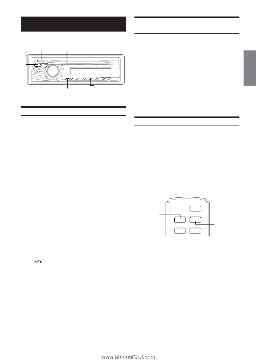 alpine cda 9847 owners manual page 24 rh manualowl com Alpine CDA 9847 Specs Alpine CDA 9847 Wiring-Diagram