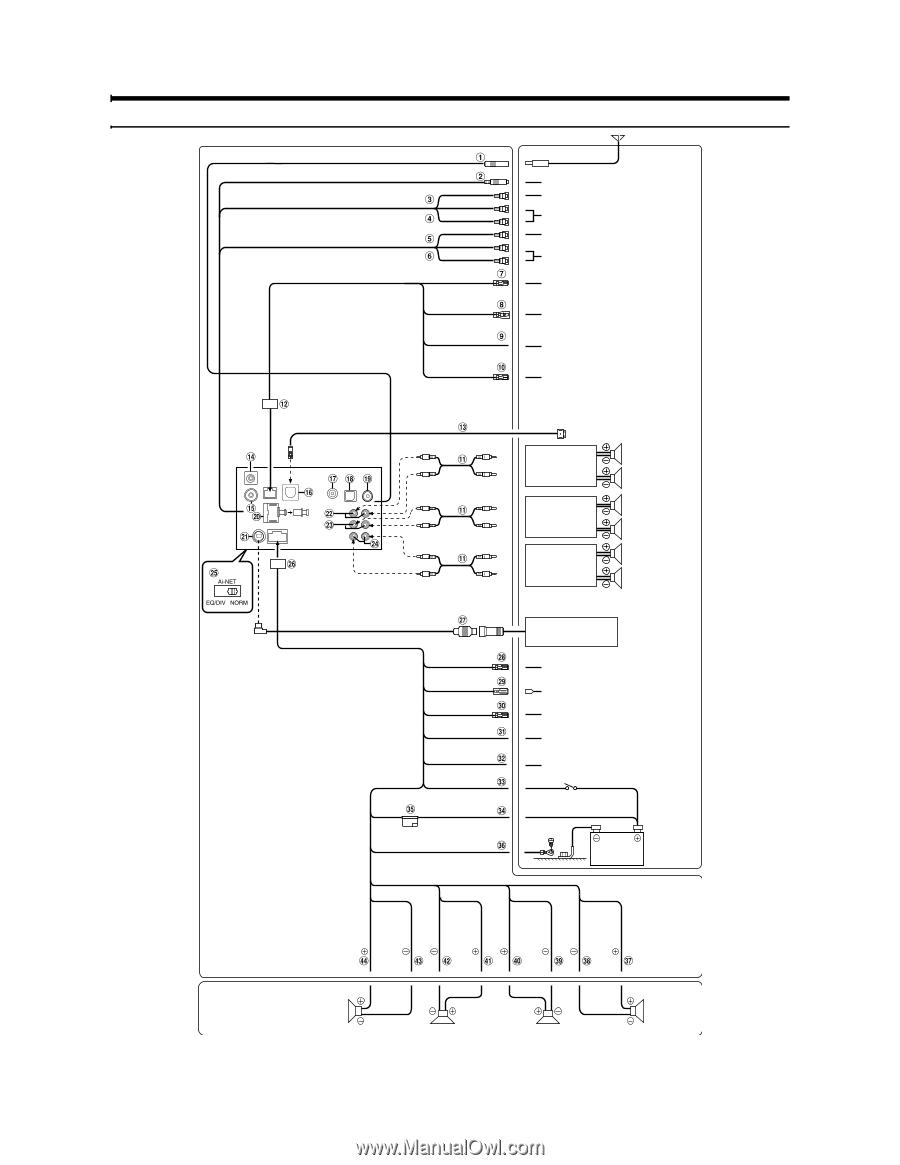 alpine iva w205 wiring diagram alpine iva w205 user manual page 82  alpine iva w205 user manual page 82