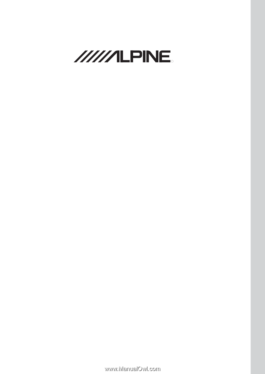 Alpine N872a Installation Guide Cva 1005 Wiring Diagram Yamagata Printing Co Ltd