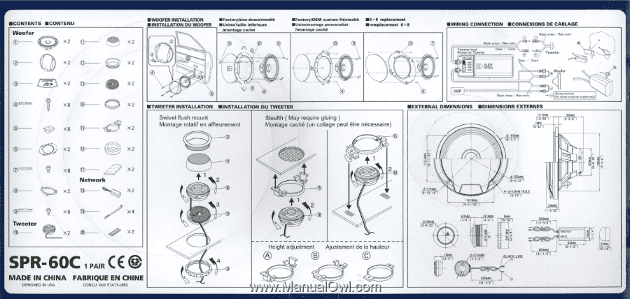1 alpine spr 60c installation manual alpine spr-60c wiring diagram at alyssarenee.co