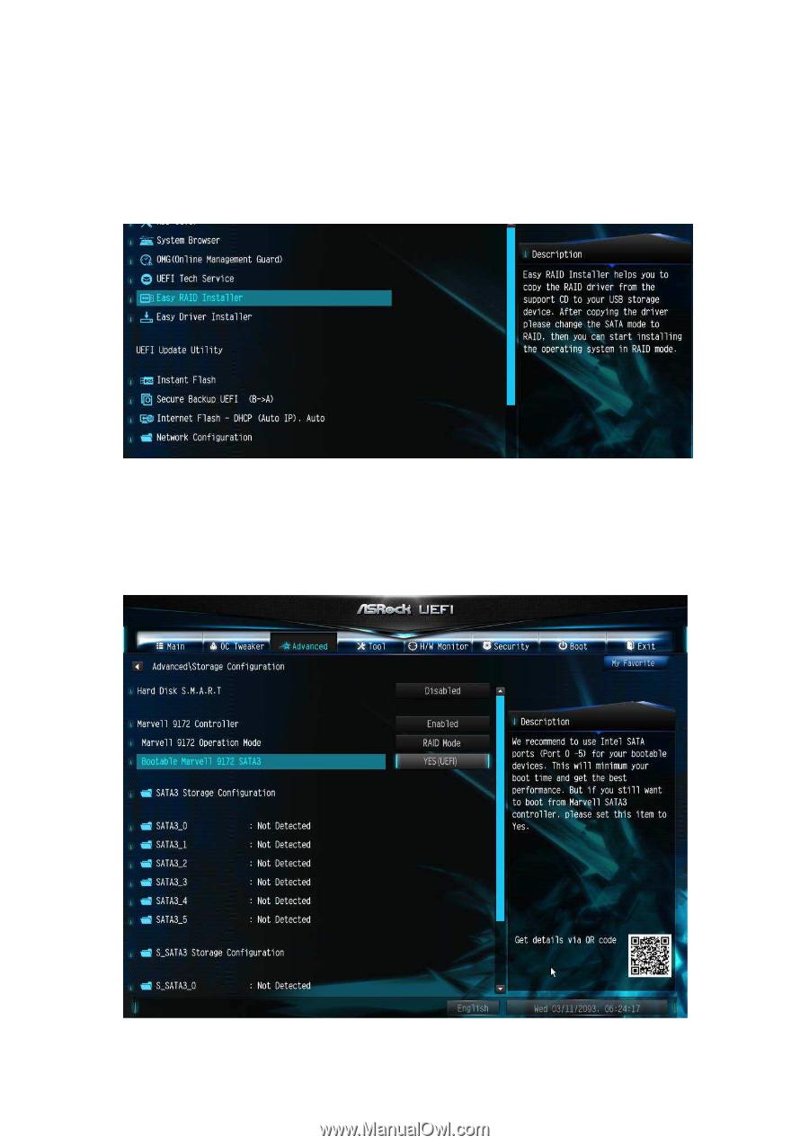 ASRock X99 WS-E/10G Marvell SATA3 Drivers PC