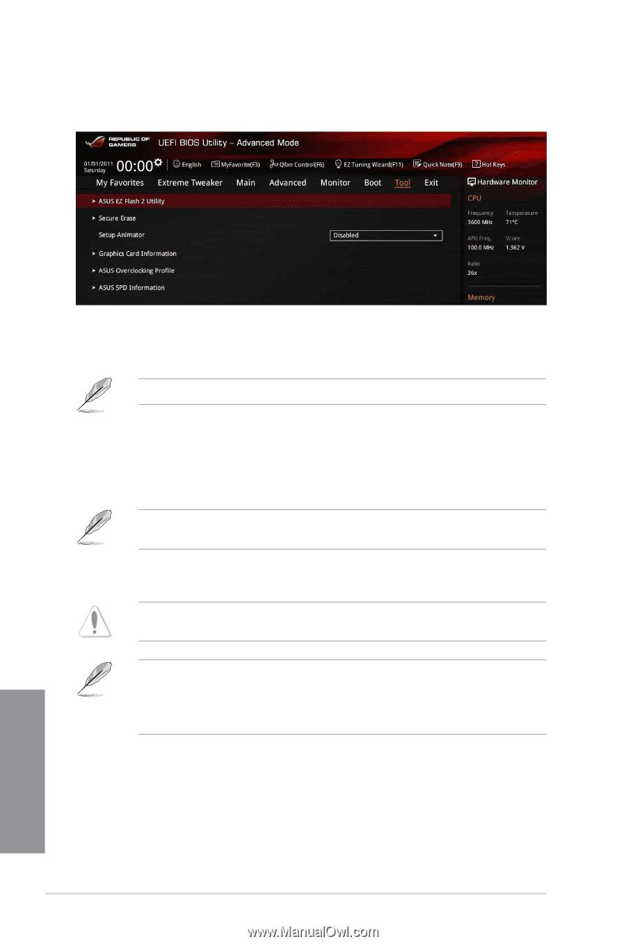 Asus CROSSBLADE RANGER   User Guide - Page 117