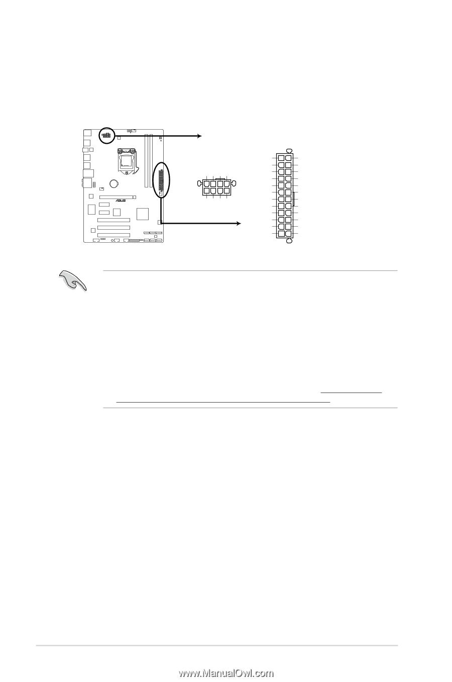 Asus P8H61 PRO | User Manual - Page 40