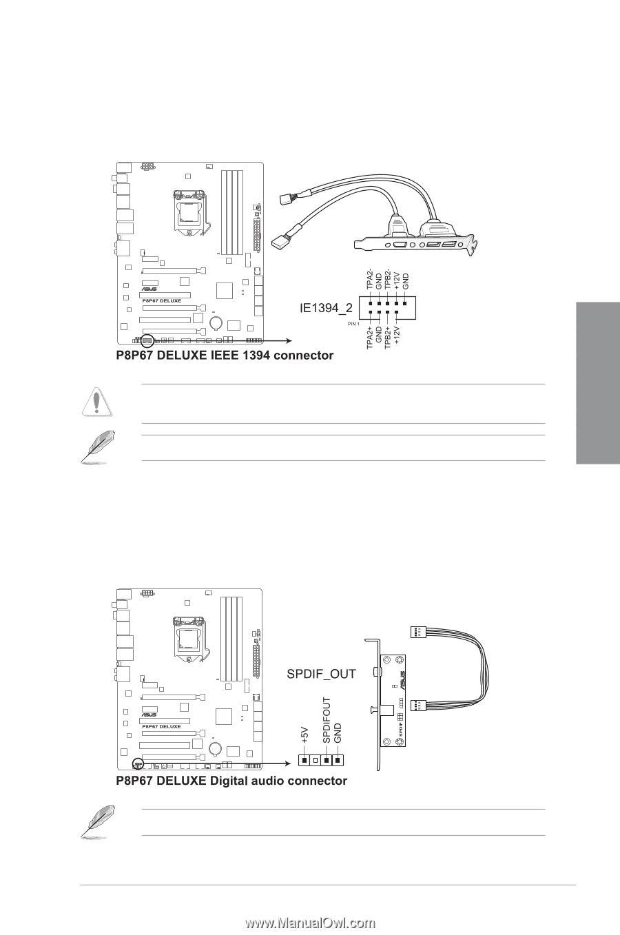 asus p8p67 deluxe manual pdf on