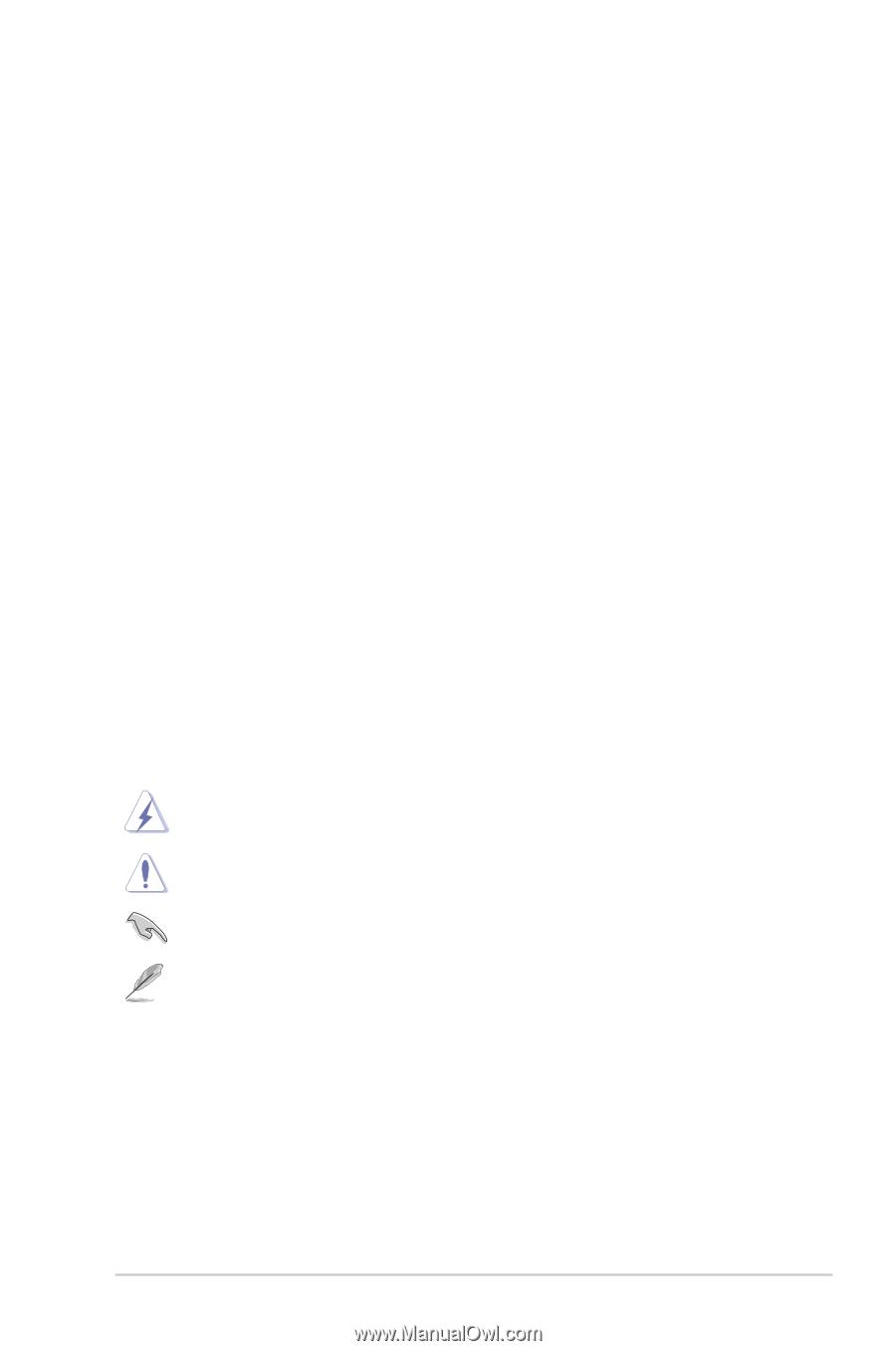 Asus VE248H   User Manual - Page 12