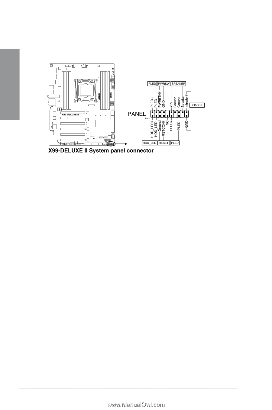 Asus X99-DELUXE II | X99-DELUXE II user s manual English - Page 46