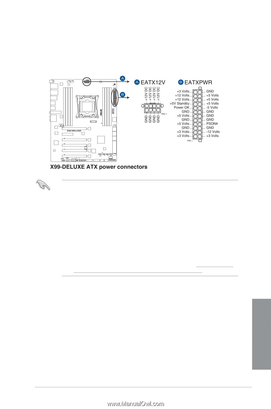Asus X99-DELUXE | User Guide - Page 42