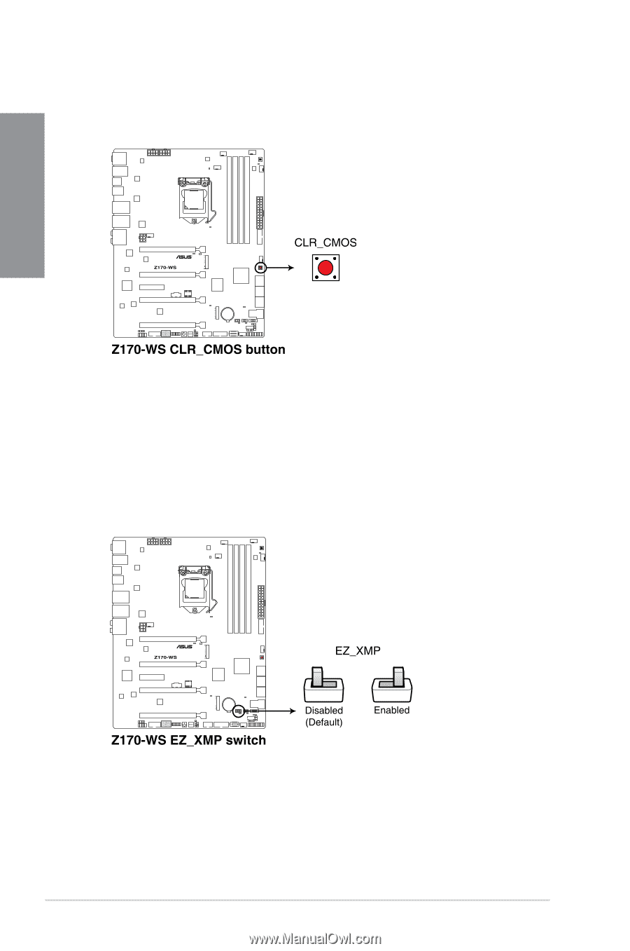 Asus Z170-WS | Z170-WS User Guide for English - Page 41