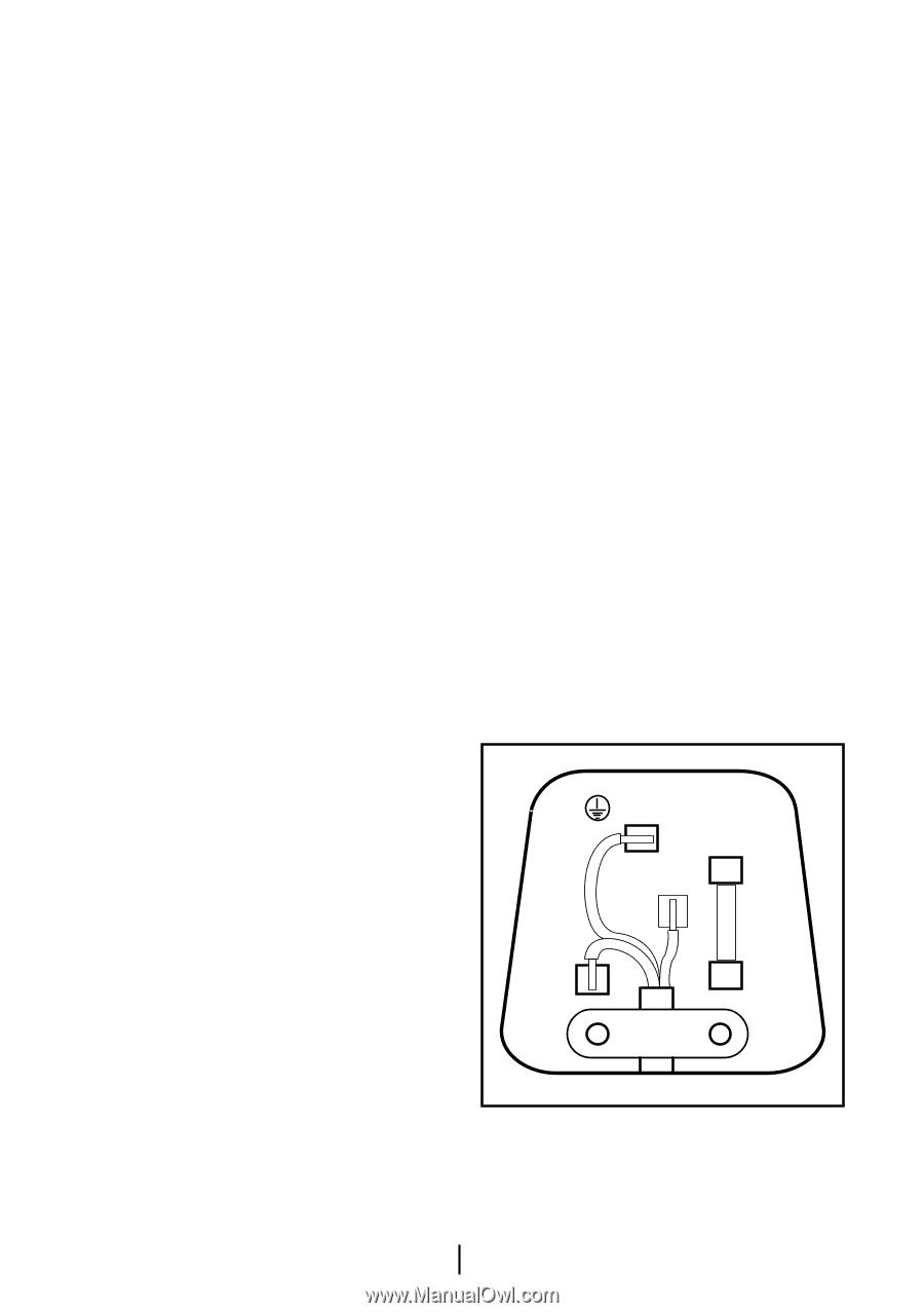 beko uf584ap manual