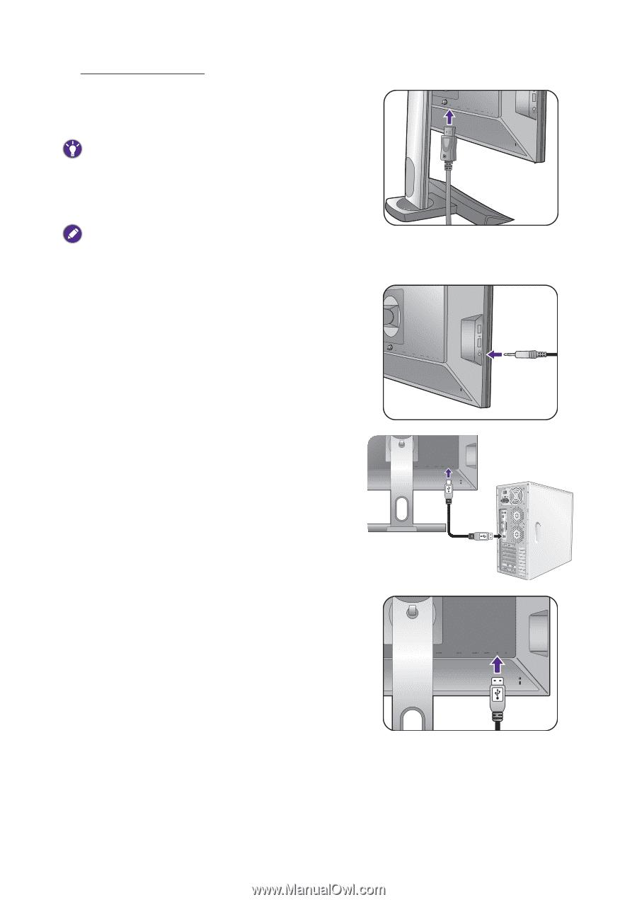 BenQ XL2720Z   XL2720Z User Manual - Page 22