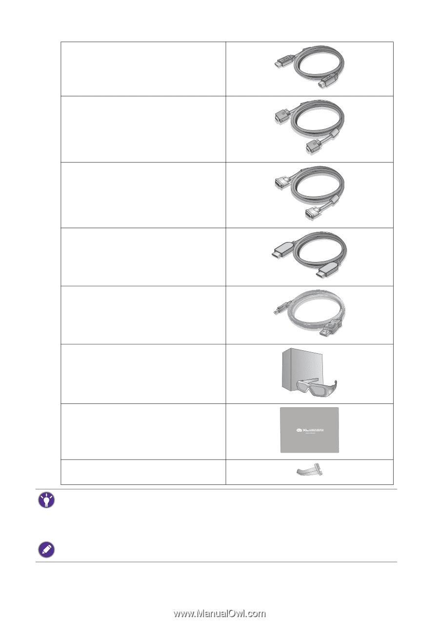 BenQ XL2720Z | XL2720Z User Manual - Page 14