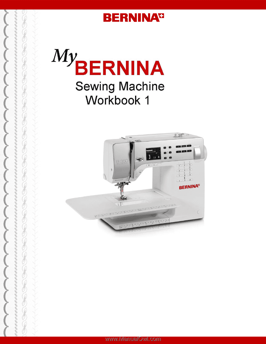 Bernina Bernette 66 Operation Manual 830 Sewing Machine Threading Diagram 2010 Of America Inc Permission Granted To Copy And Distribute In Original Form Only