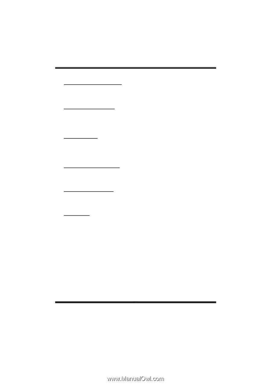 Biostar B75MU3   Bios Manual - Page 33