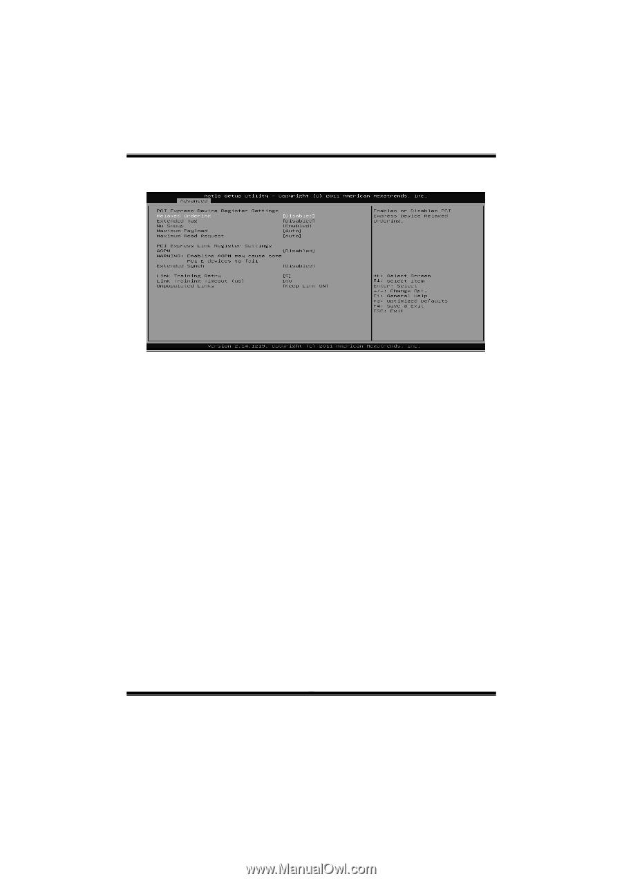 Biostar B75MU3 | Bios Manual - Page 7