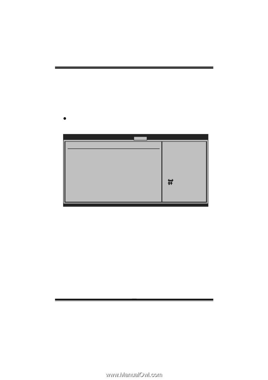 Biostar G41U3G | Bios Setup - Page 26