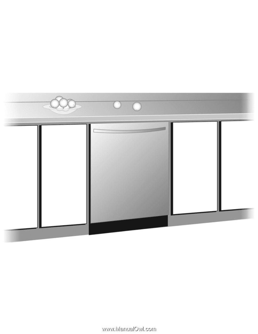 bosch dishwasher sms50e32au installation instructions