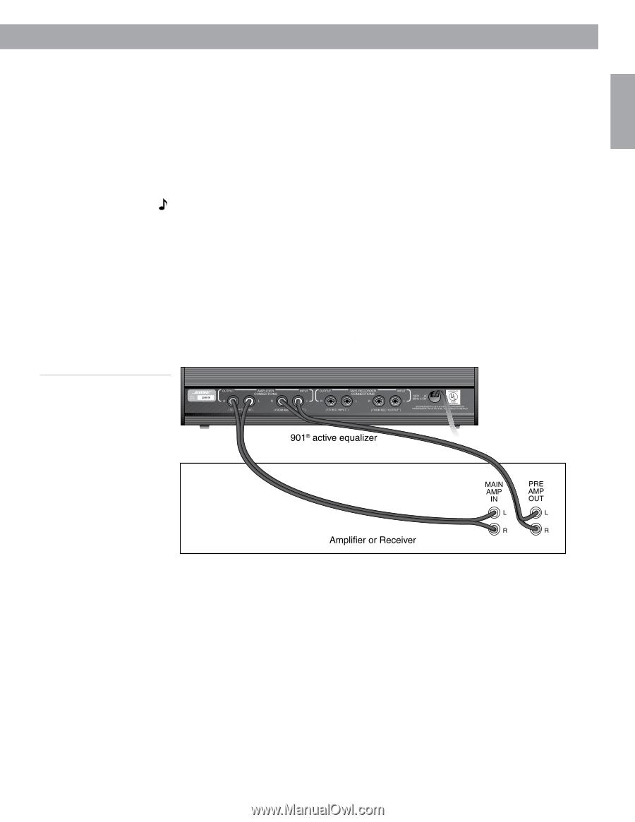 Eq Wiring Diagram Bose 901