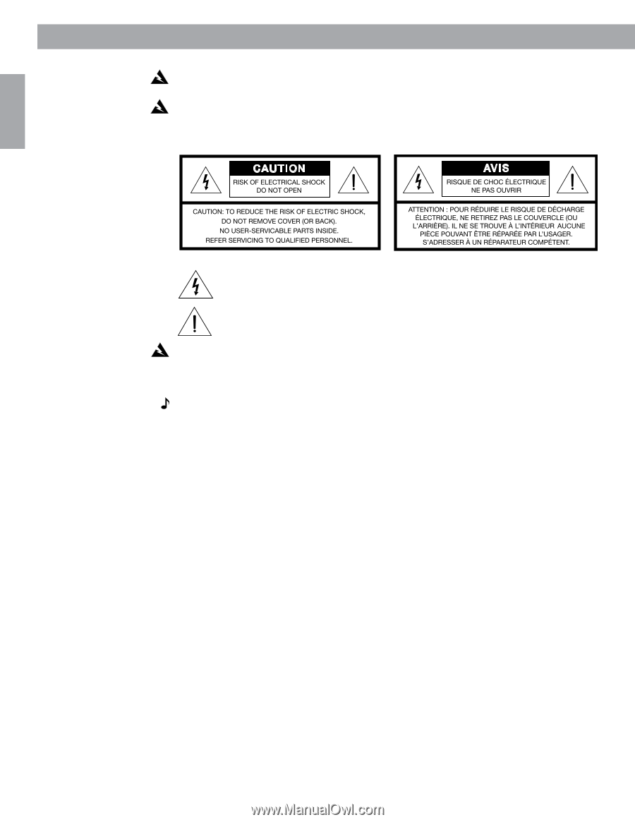 Bose 901 Series Vi Loud Owners Guide Page 5 Using Equalizer Wiring Diagram 2