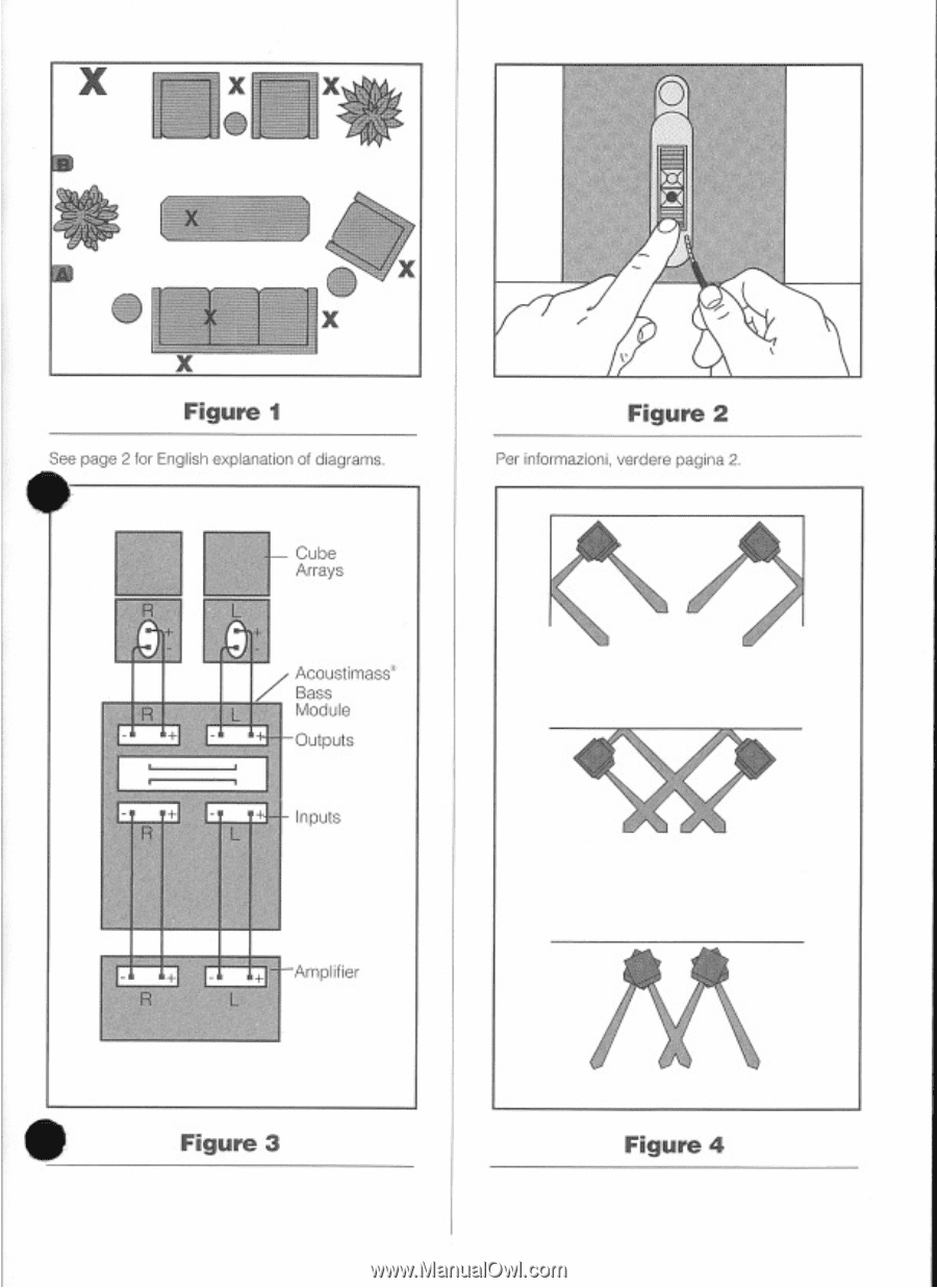 Bose Acoustimass 5 Series Ii Owners Guide Wiring Diagram 14