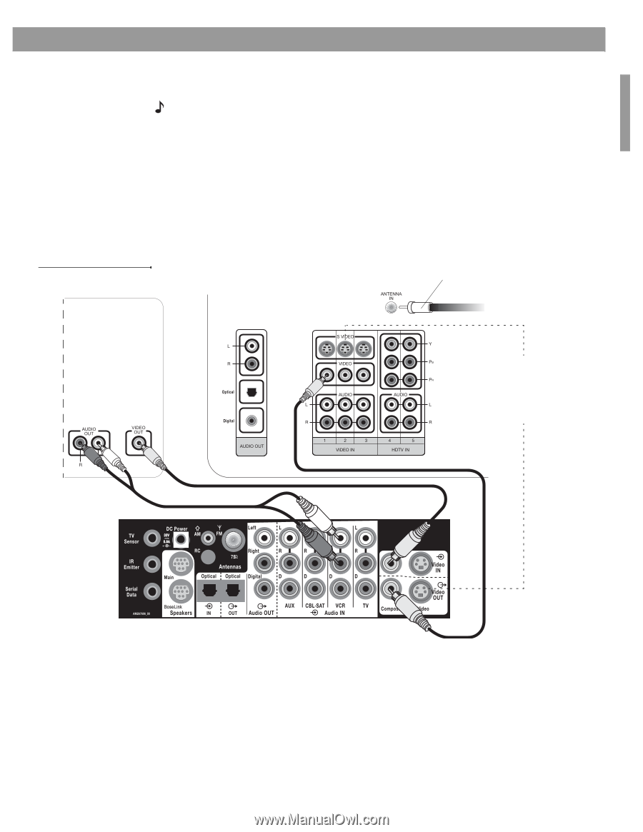 bose lifestyle 48 installation guide page 23 rh manualowl com bose lifestyle 48 operating manual bose lifestyle 48 installation guide