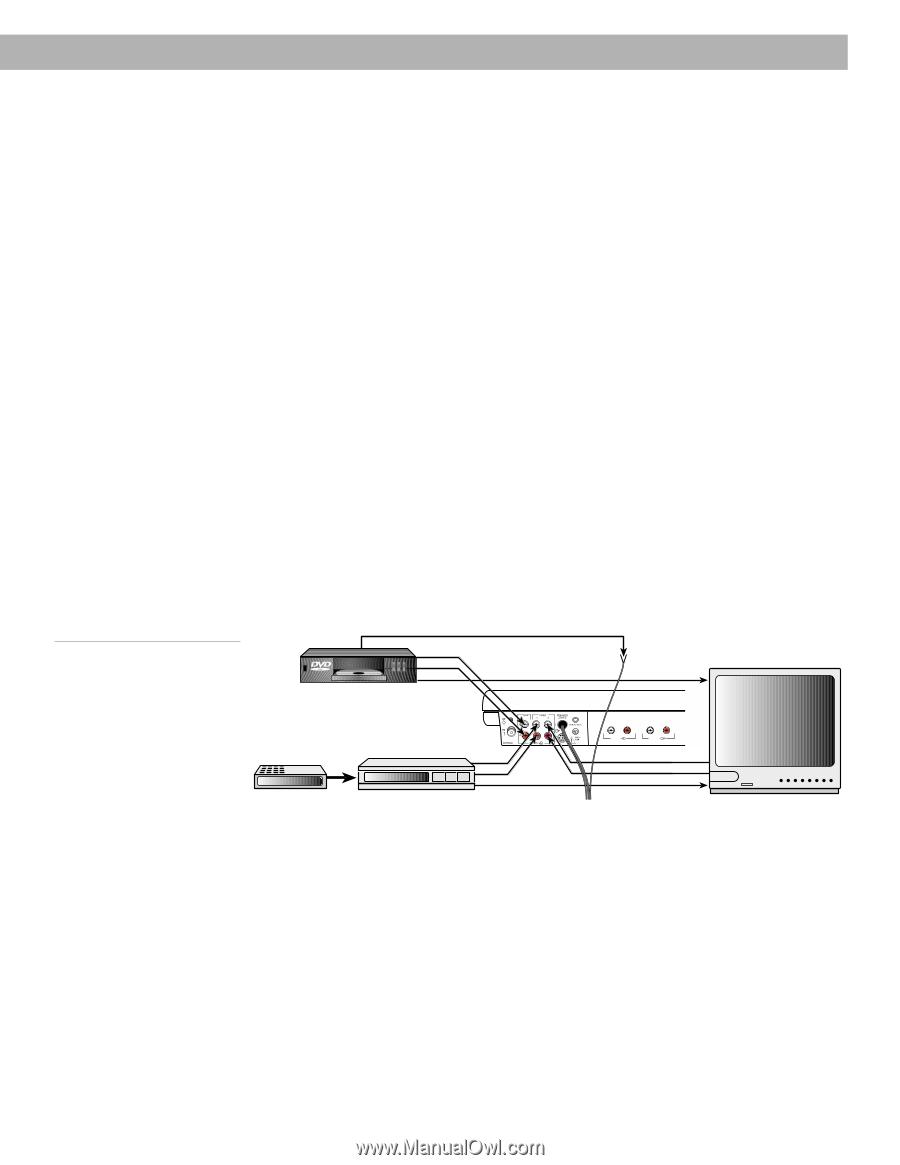 Bose Lifestyle Wiring Diagram