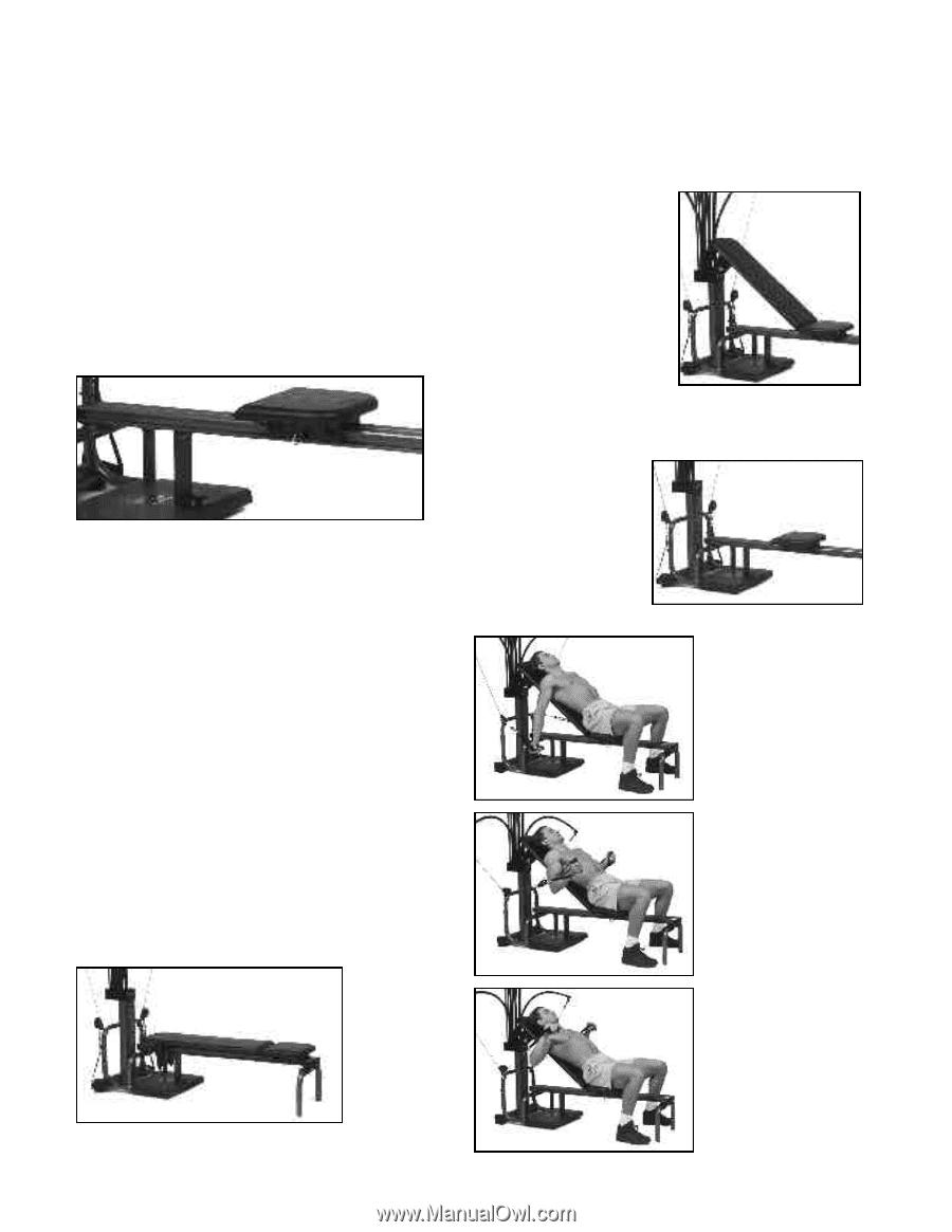 bowflex power pro workouts
