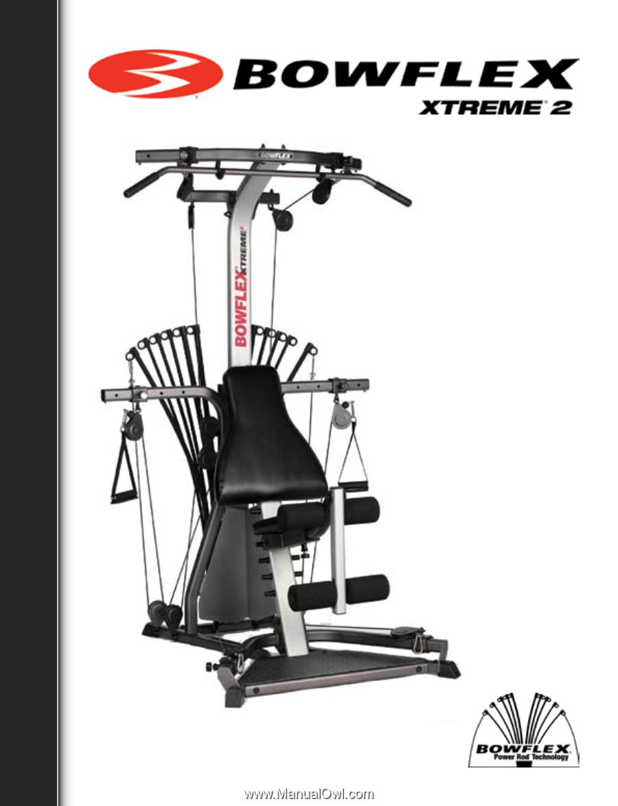 Inspirational Bowflex Xtreme Cable Routing