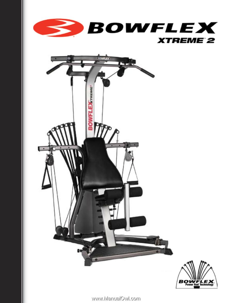 Bowflex xtreme workout guide eoua