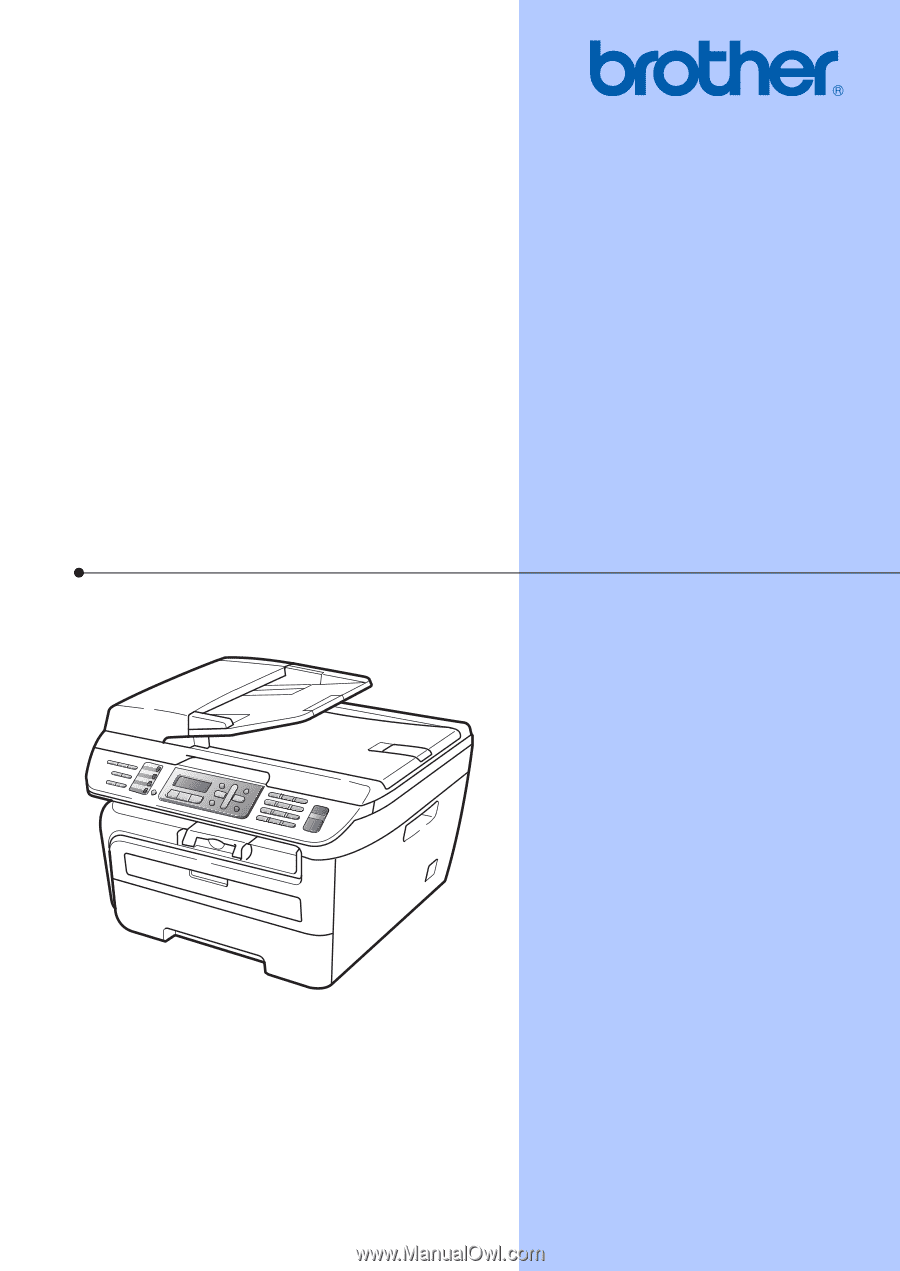 brother mfc 7440n user manual