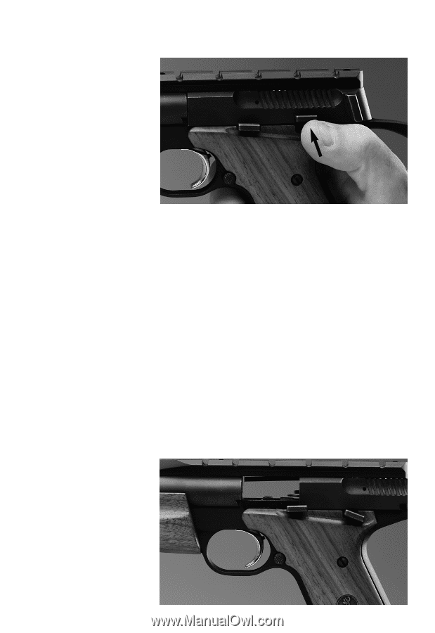 Browning Buck Mark Rifle Owners Manual Page 21