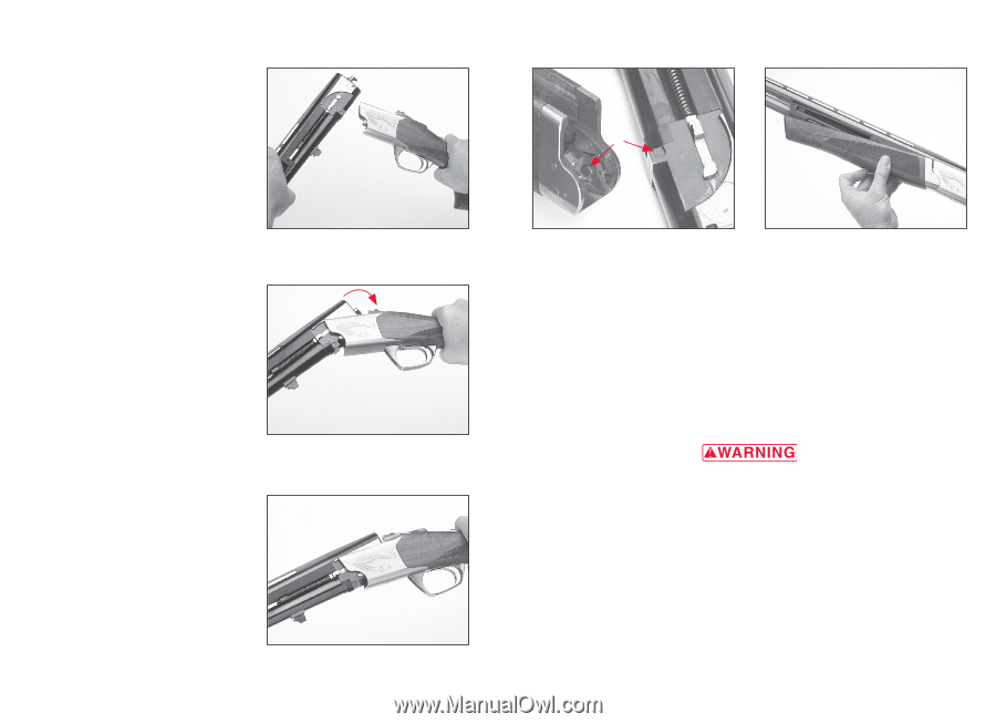 Browning Cynergy | Owners Manual