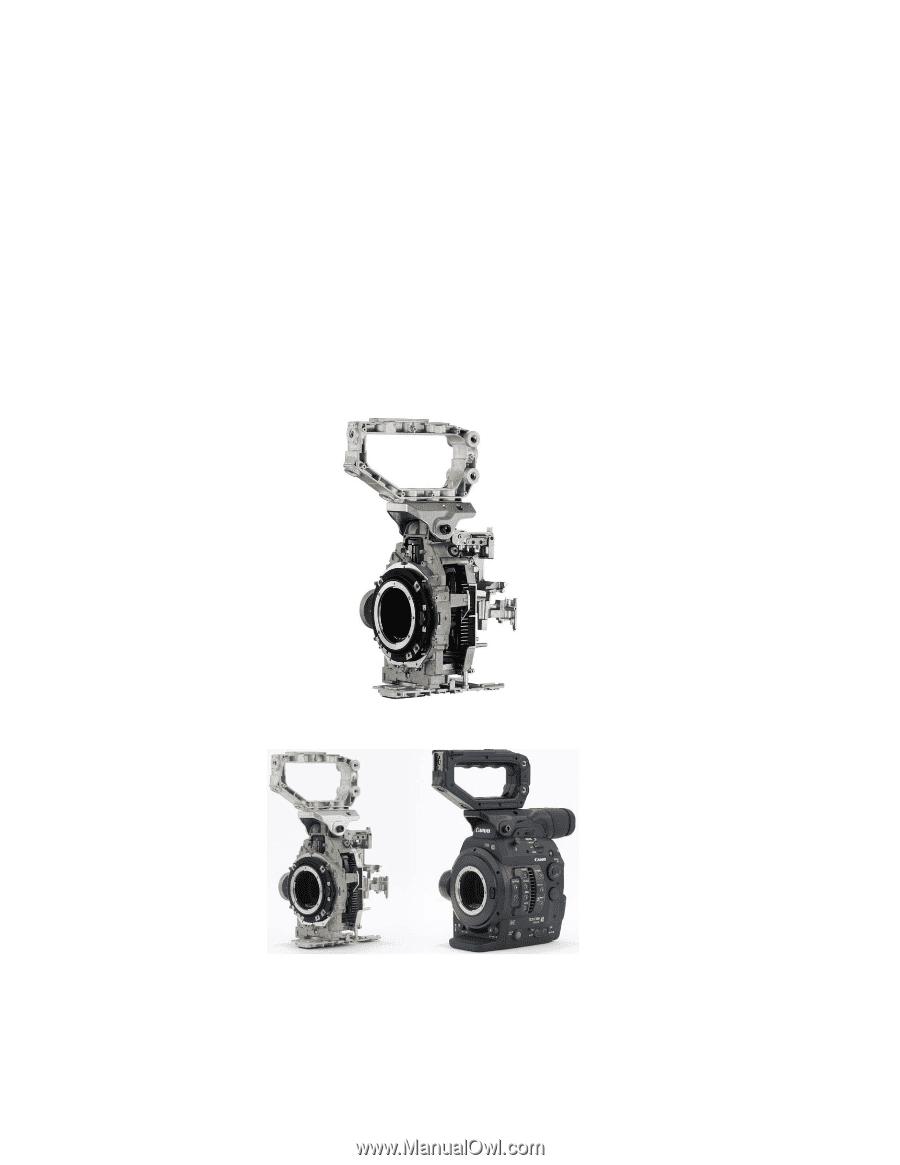 Canon EOS C300 Mark II PL | CINEMA RAW DEVELOPMENT