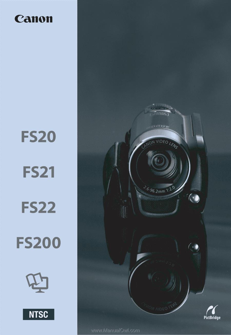 PUB. DIE-323. Digital Video Camcorder. Instruction Manual