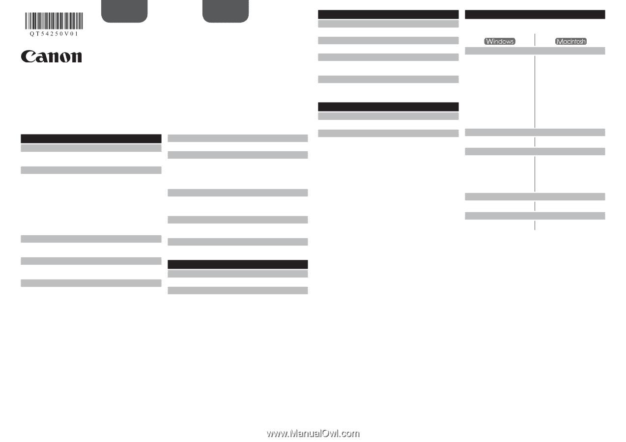 canon pixma mx430 manual pdf