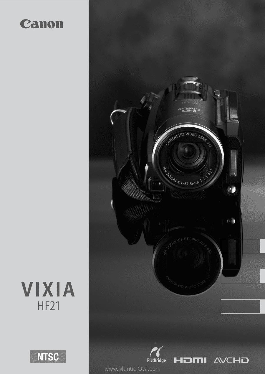 canon vixia hf r800 instruction manual