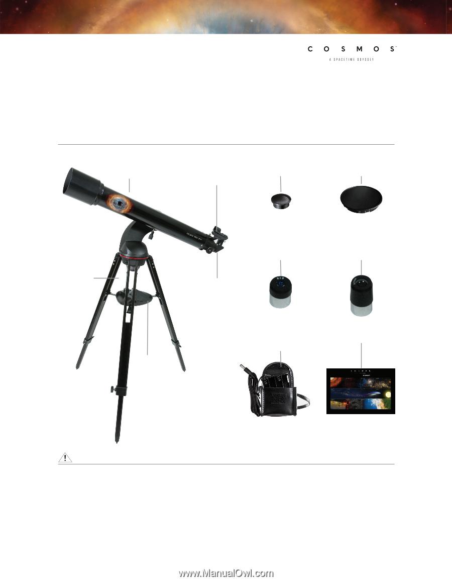 Best beginner telescope: celestron cosmos 90gt wifi | stargazing.