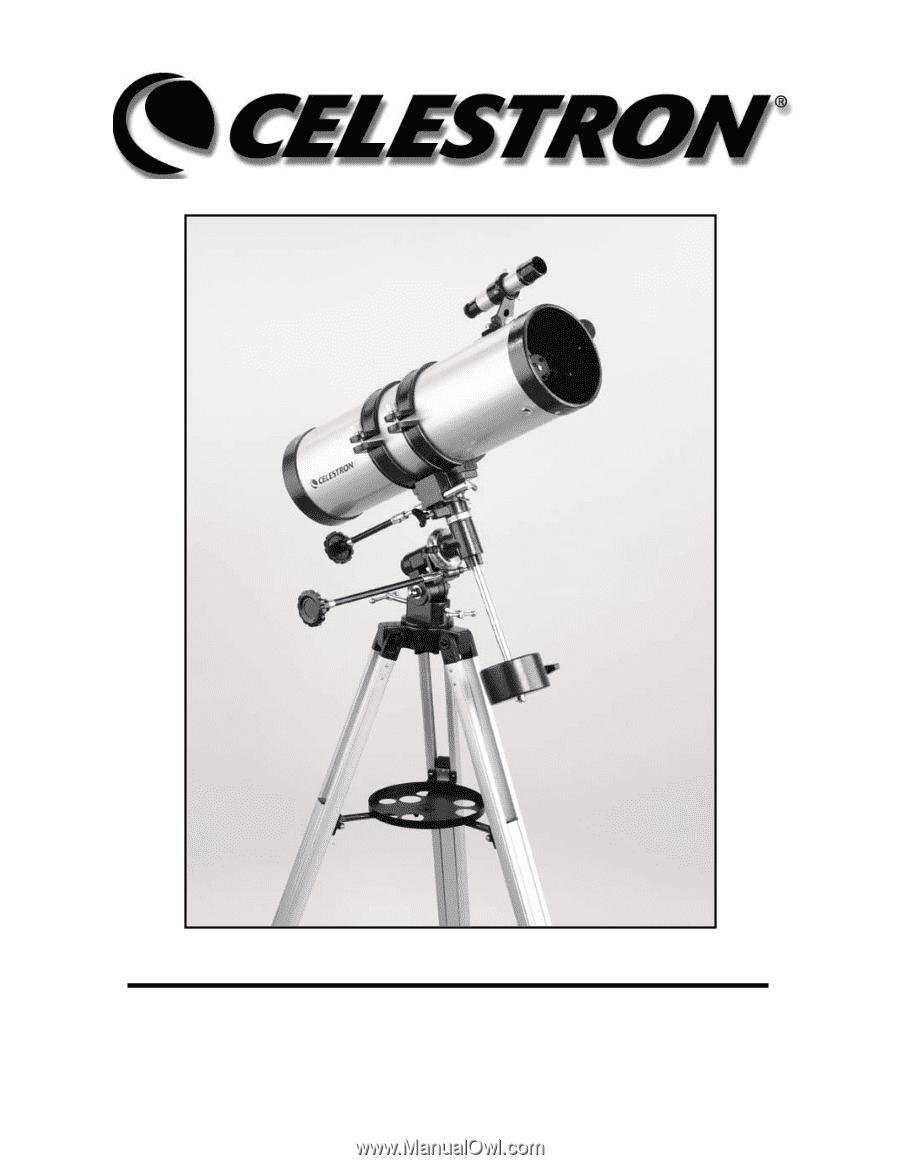 Celestron 127eq manual.