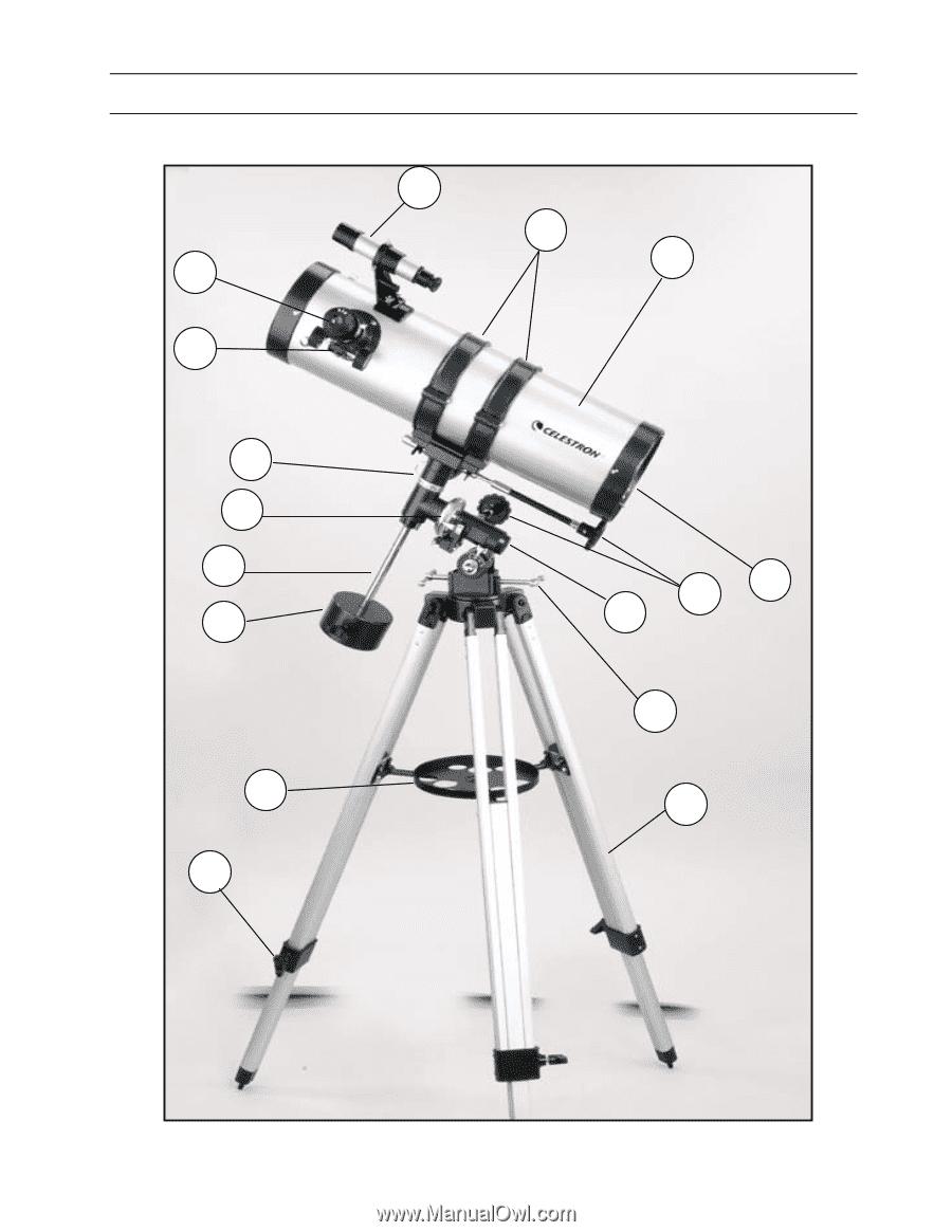 Download free pdf for celestron powerseeker 127eq telescope manual.
