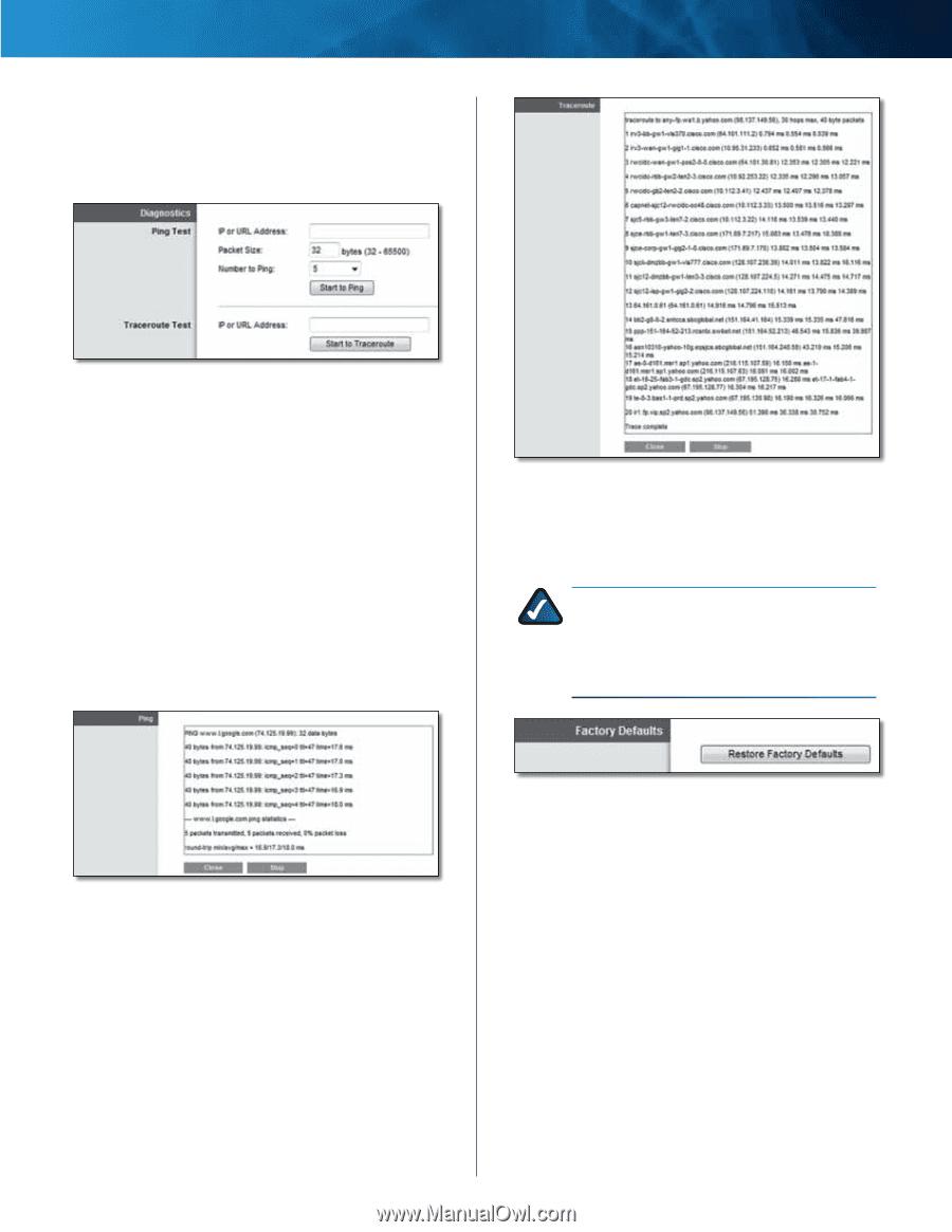 Cisco E4200 | User Guide - Page 45